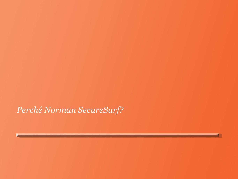 Protetto anche quando non sei in ufficio Proteggi la tua rete potenziando SecureSurf DNS tramite DHCP o agente SecureSurf Server SecureSurf Proteggi gli utenti remoti potenziando SecureSurf DNS tramite agente SecureSurf