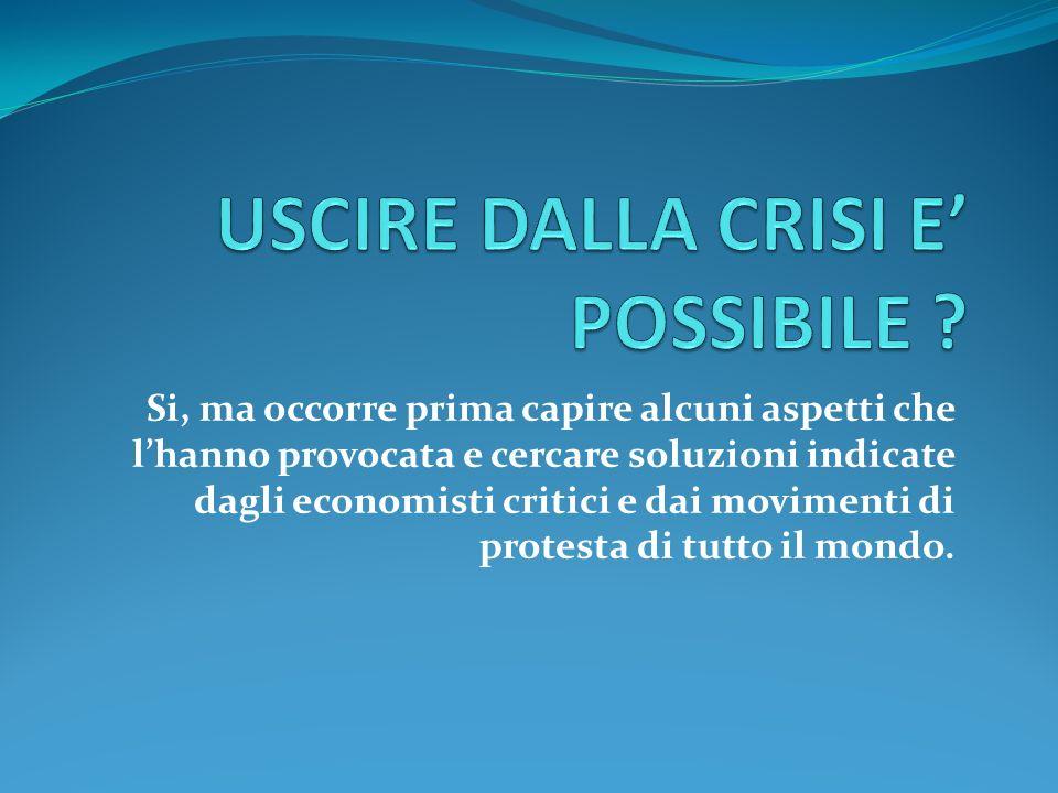 Una montagna di debiti passati dal sistema finanziario privato a quello pubblico.