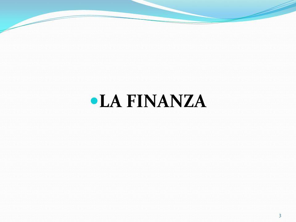 LA FINANZA 3