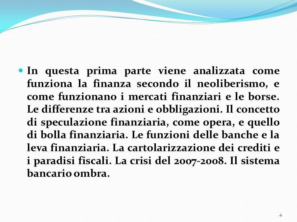 UN NUOVO MODELLO DI FINANZA PUBBLICA.