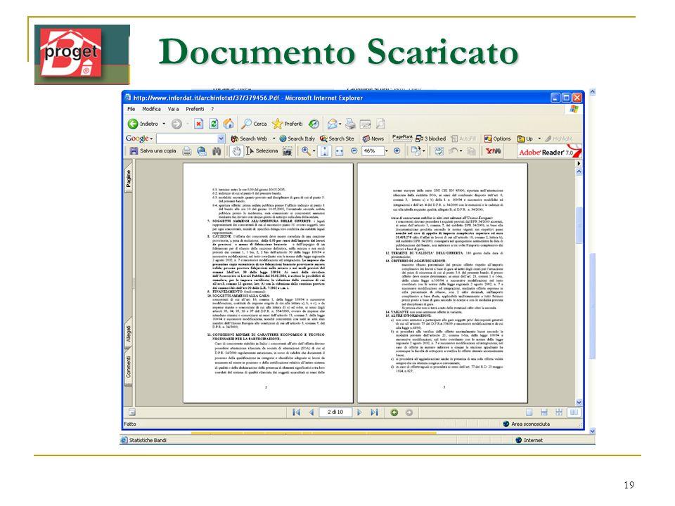19 Documento Scaricato