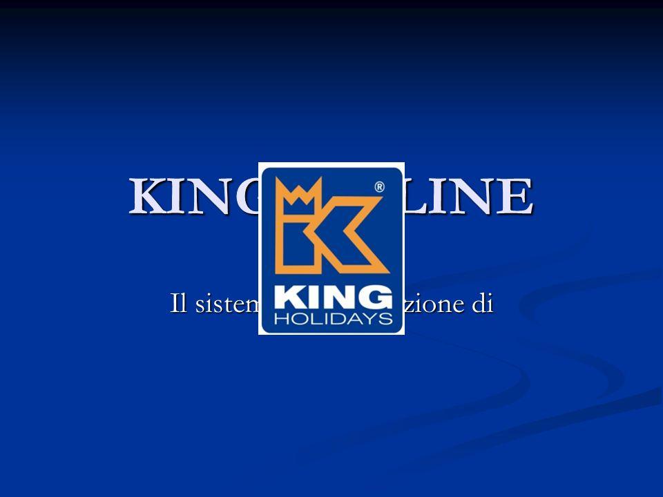 KING ON LINE Il sistema di prenotazione di