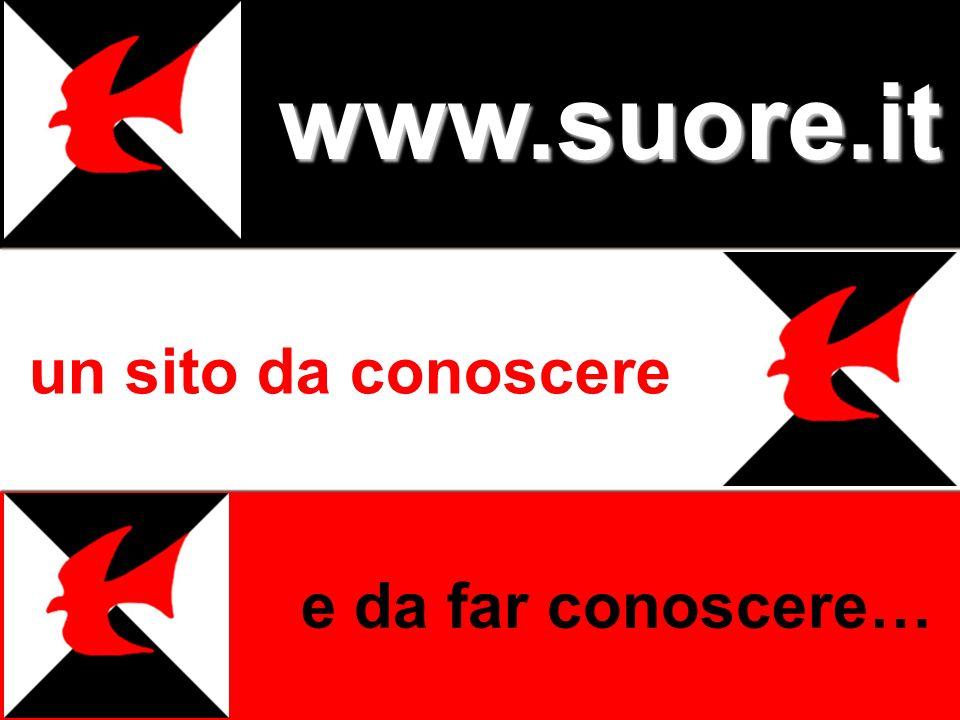 www.suore.it un sito da conoscere e da far conoscere…