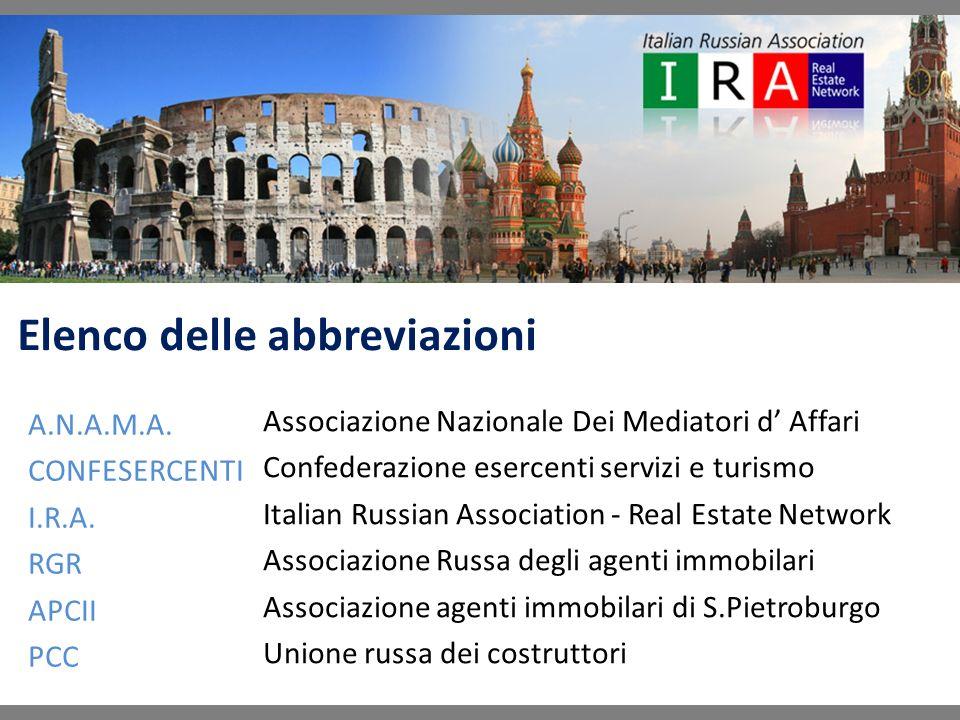 A.N.A.M.A. CONFESERCENTI I.R.A.