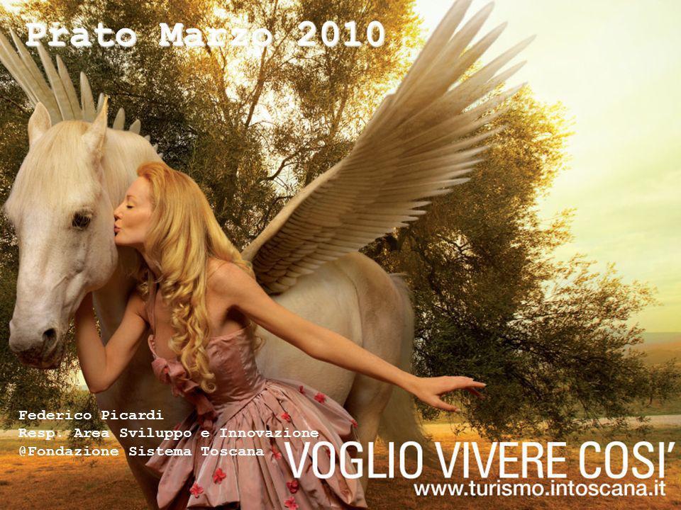 Prato Marzo 2010 Federico Picardi Resp. Area Sviluppo e Innovazione @Fondazione Sistema Toscana