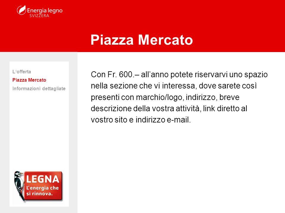 Piazza Mercato Con Fr.
