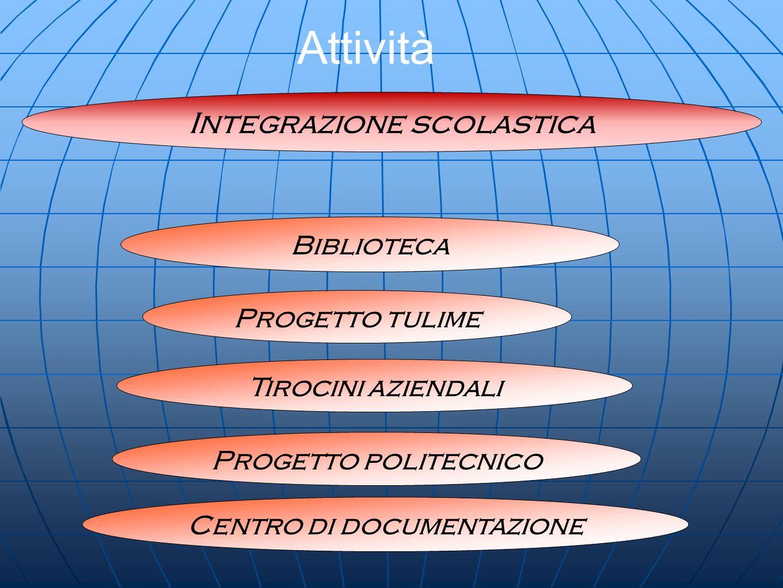 CHIMICA AUTOCAD Laboratori INFORMATICA LINGUISTICO SCIENZE E FISICA topografia
