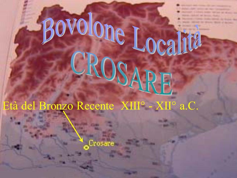 Età del Bronzo Recente XIII° - XII° a.C.