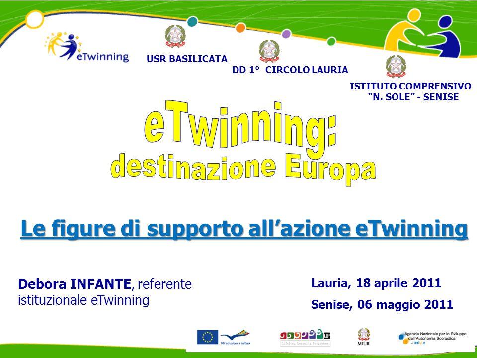 CSS LUnità Europea eTwinning (CSS) è lorgano di coordinamento per eTwinning.
