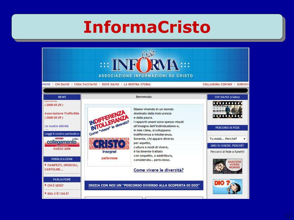 12 InformaCristo