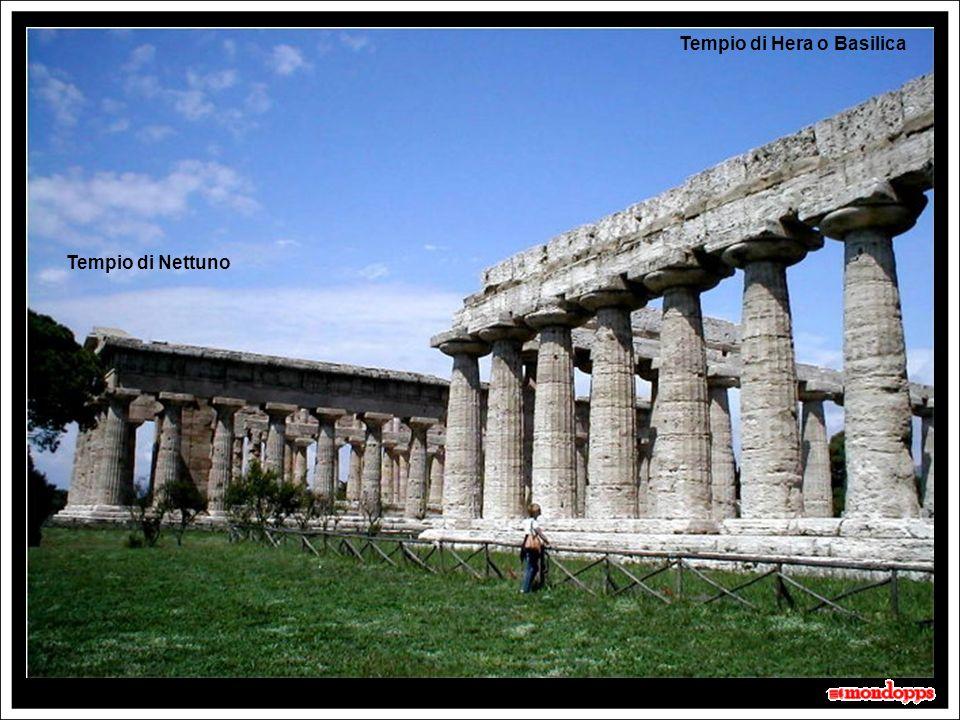 Tempio di Hera o Basilica 15 secondi