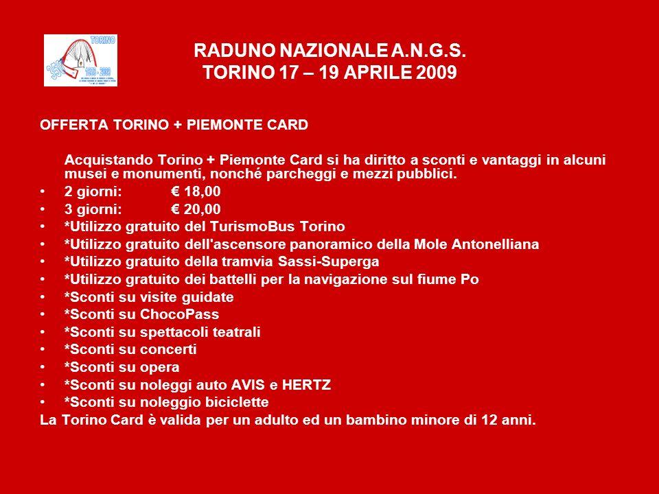 RADUNO NAZIONALE A.N.G.S.