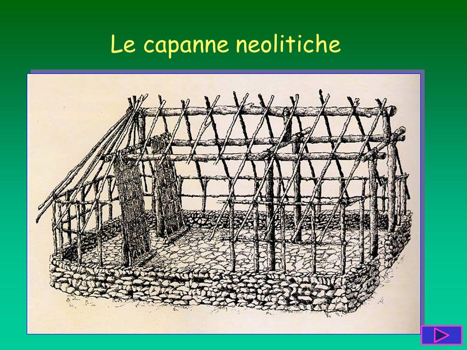 Le capanne neolitiche