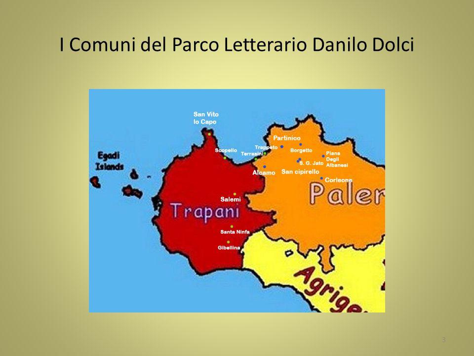 I Comuni del Parco Letterario Danilo Dolci 3