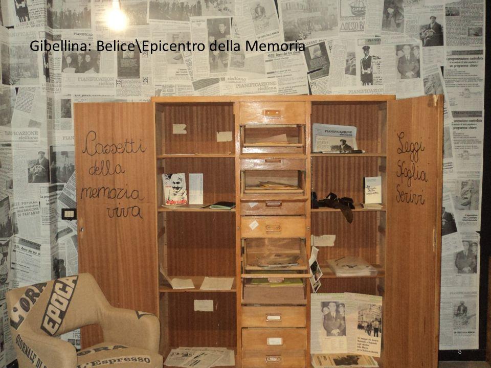 Gibellina: Belice\Epicentro della Memoria 8