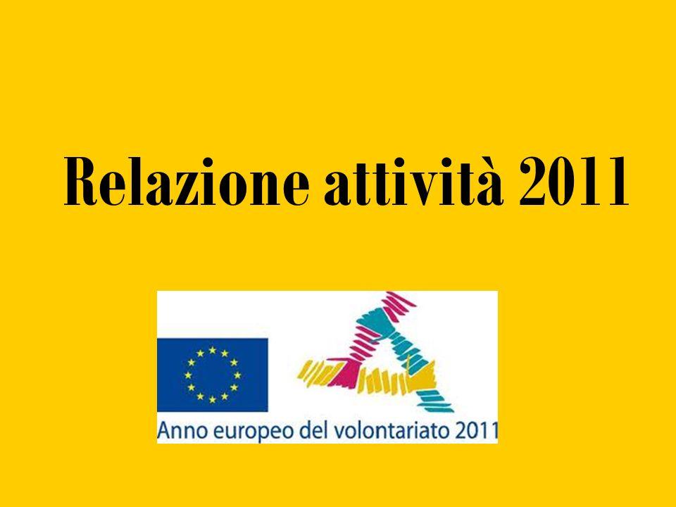 Relazione attività 2011