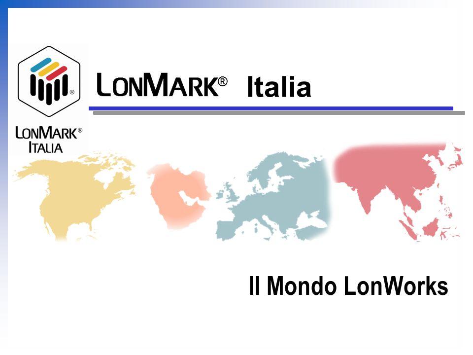 ® Italia Il Mondo LonWorks