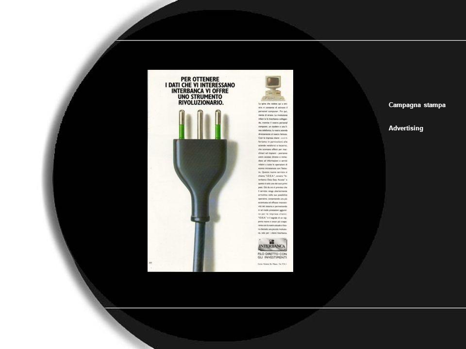 Komma_1 Campagna stampa Advertising