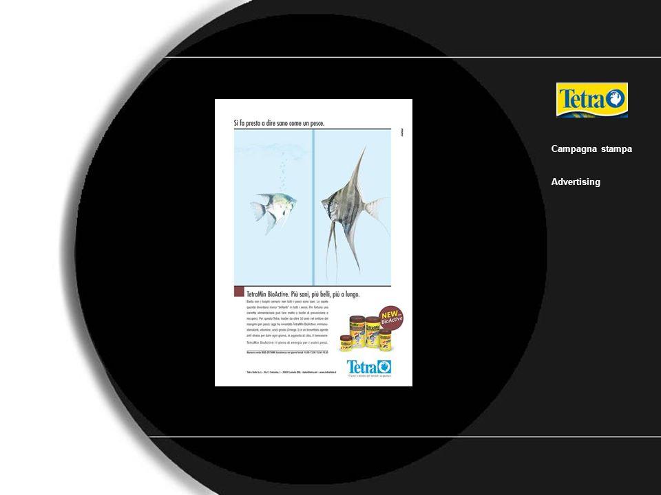 Tetra_1 Campagna stampa Advertising