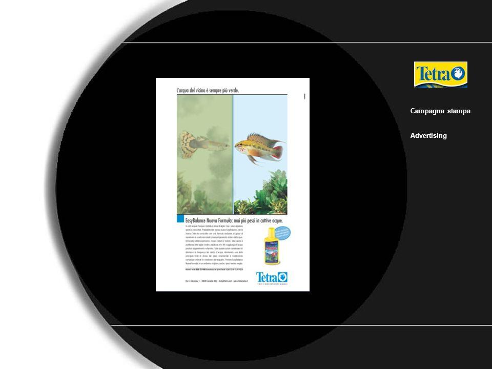 Tetra_2 Campagna stampa Advertising