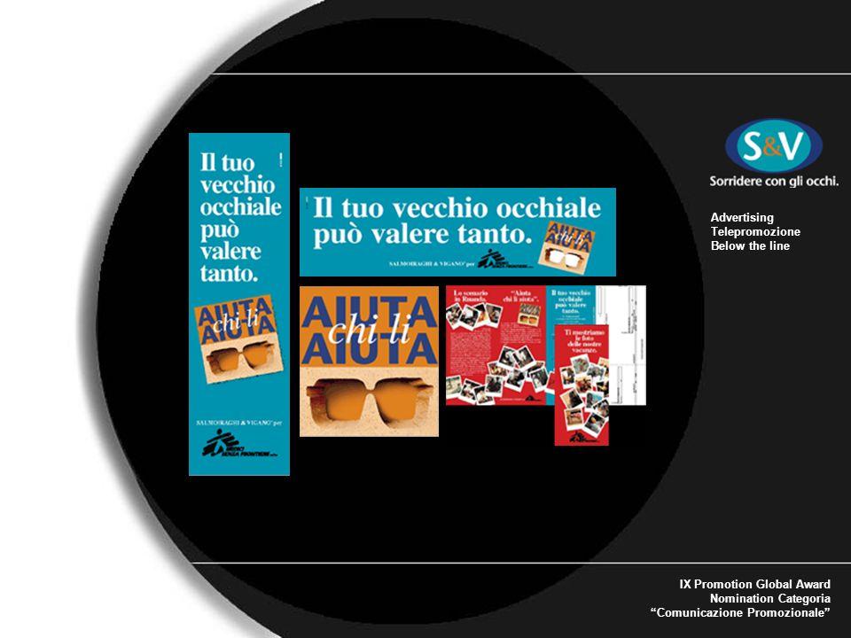 i_Clienti_SV_4b_msf Advertising Telepromozione Below the line