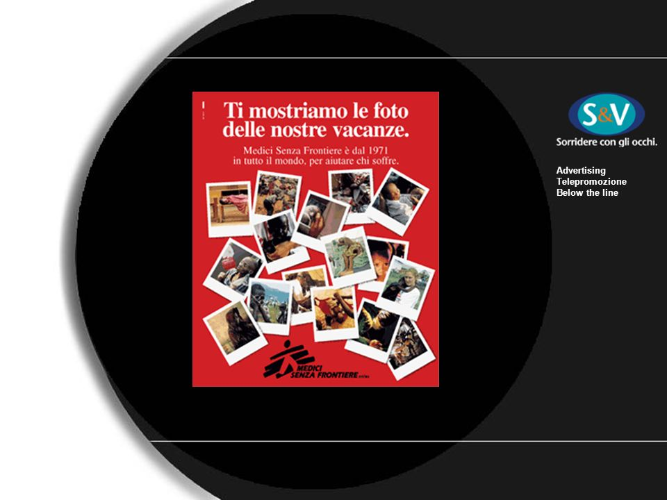 i_Clienti_SV_4b_msf Advertising Telepromozione Below the line