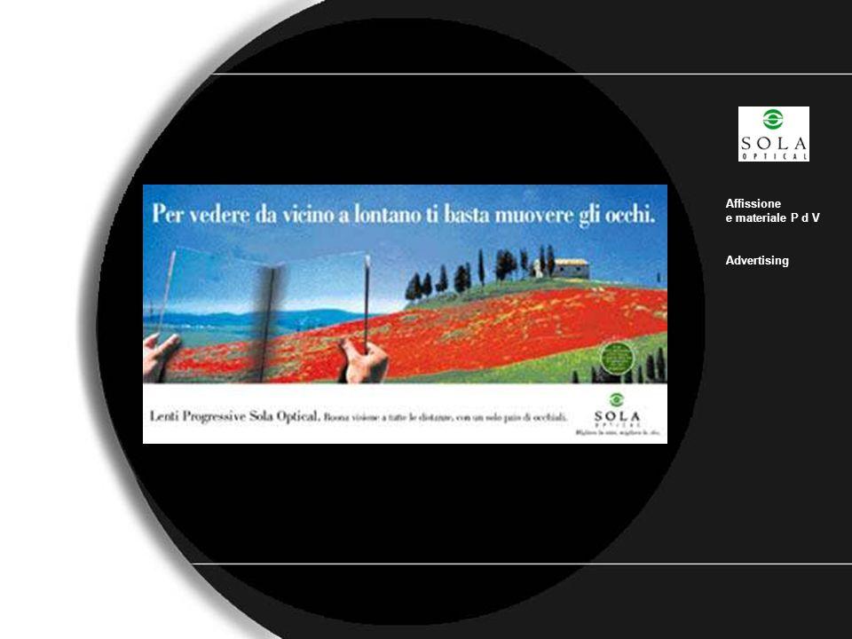 Sola_Optical Campagna stampa Advertising