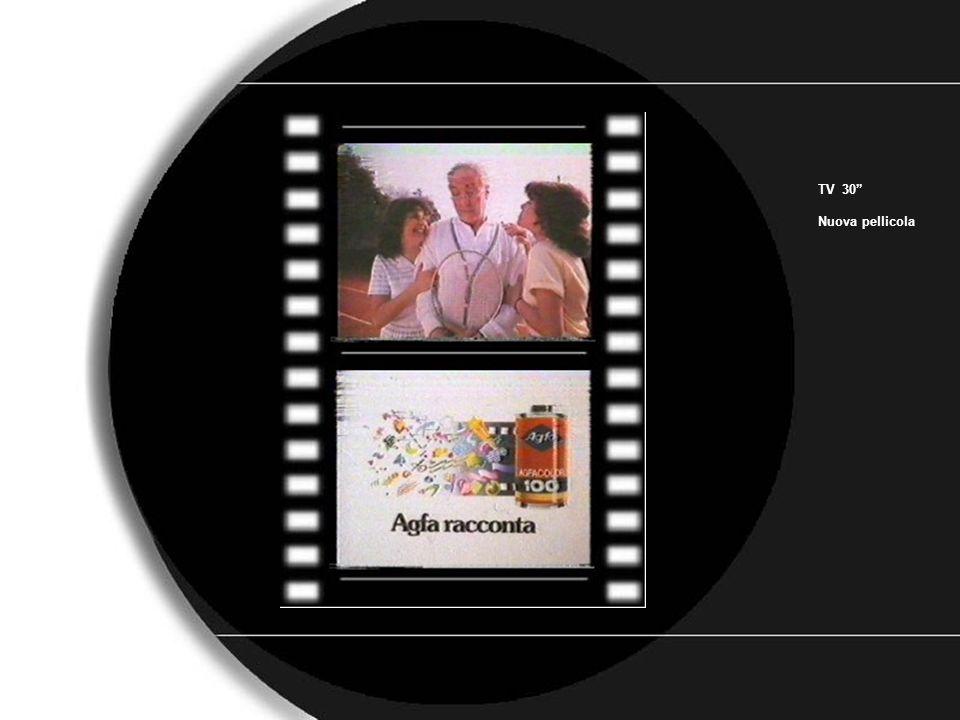 Agfa TV 30 Nuova pellicola