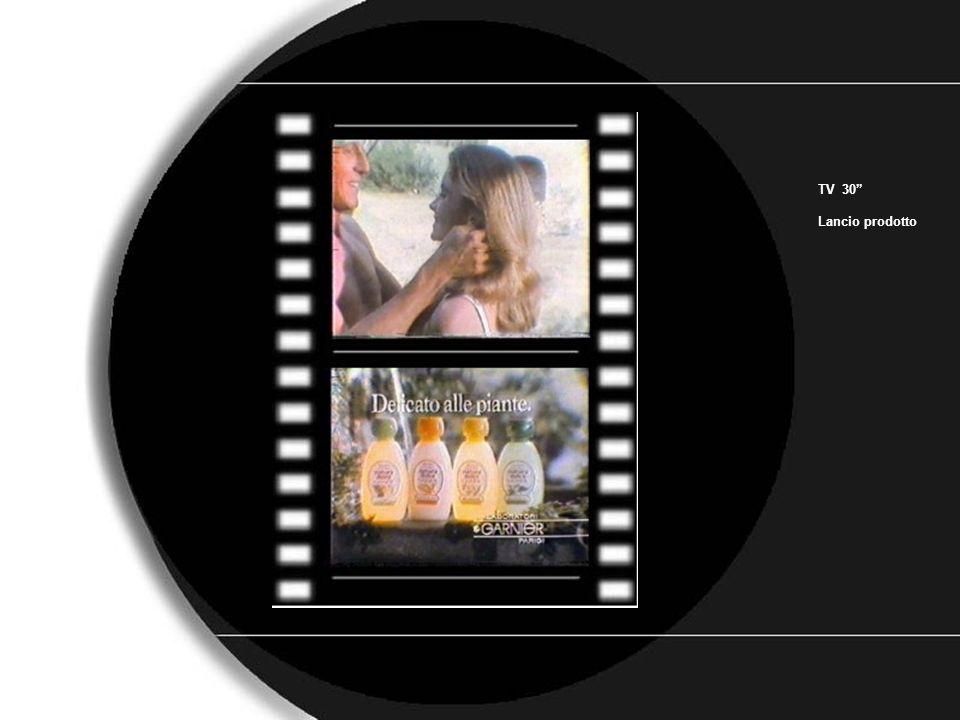 Garnier TV 30 Lancio prodotto