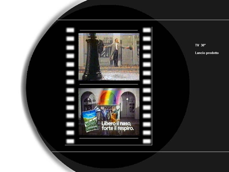 Winky TV 30 Lancio prodotto