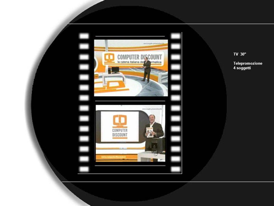 Computer_Discount TV 30 Telepromozione 4 soggetti