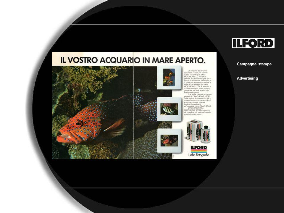Agfa1 Campagna stampa Advertising