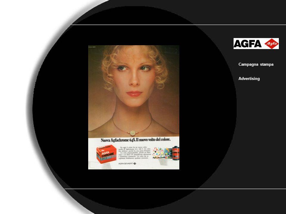 Agfa2 Campagna stampa Advertising