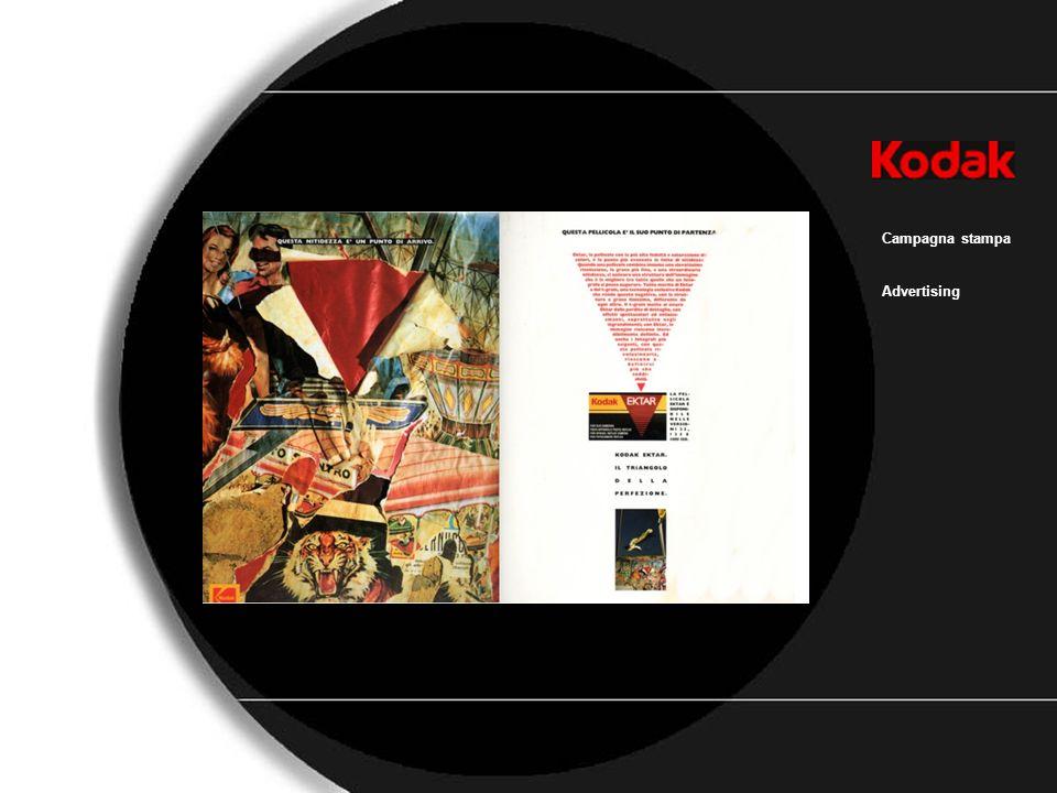 Kodak_1 Campagna stampa Advertising