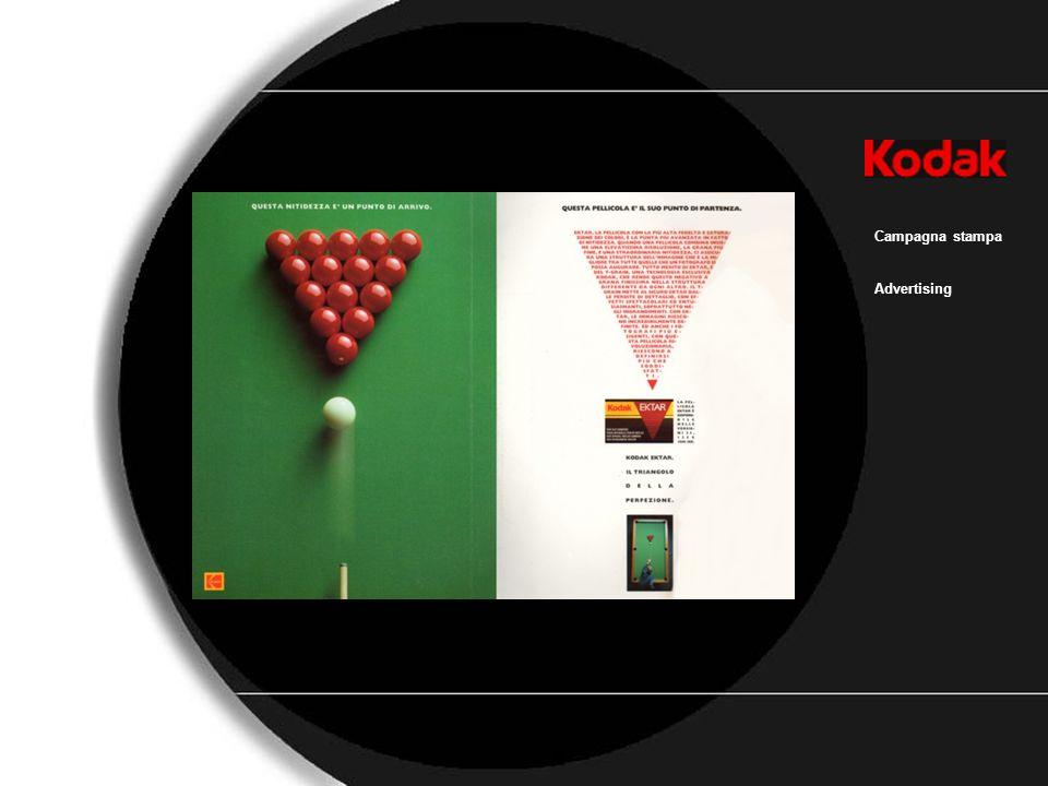 Kodak_2 Campagna stampa Advertising