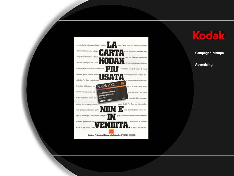 Kodak_3 Campagna stampa Advertising