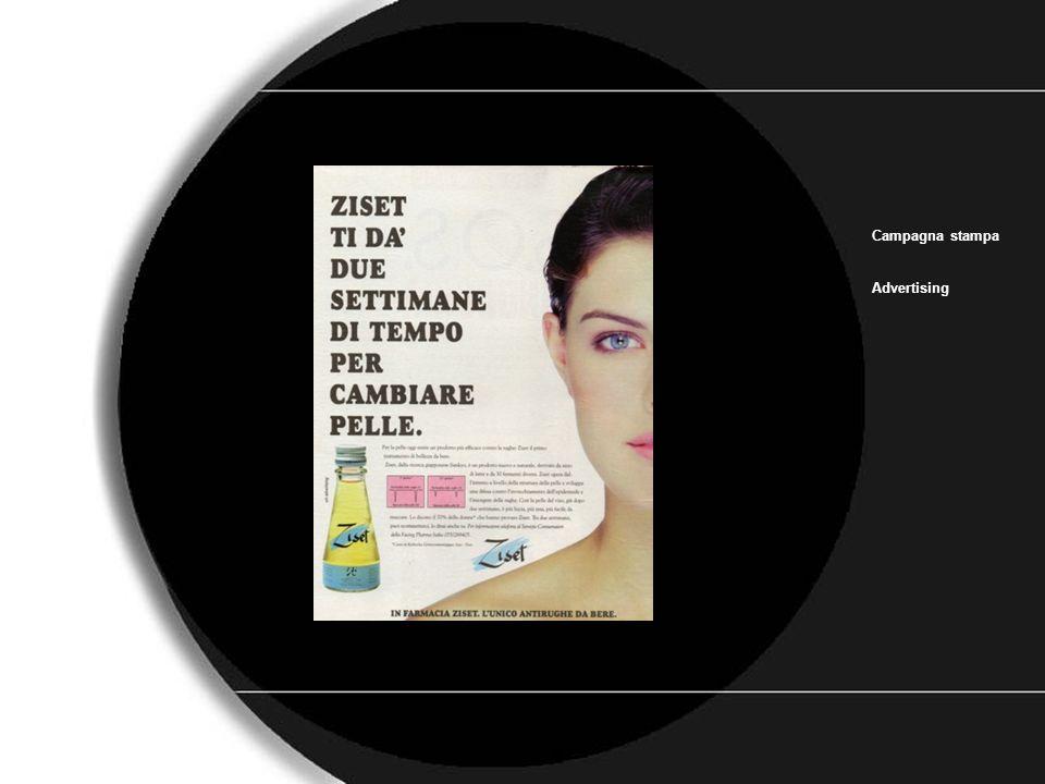 Ziset Campagna stampa Advertising