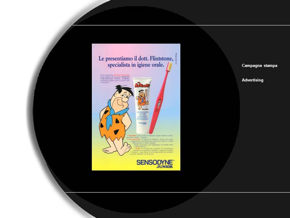 Sensodyne_1 Campagna stampa Advertising