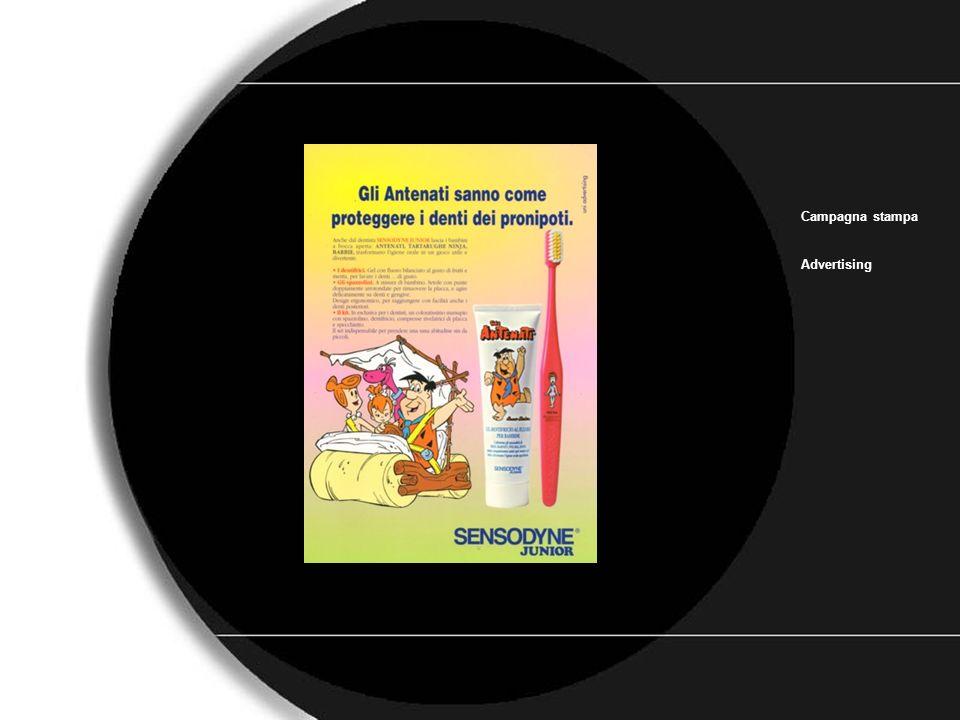 Sensodyne_2 Campagna stampa Advertising