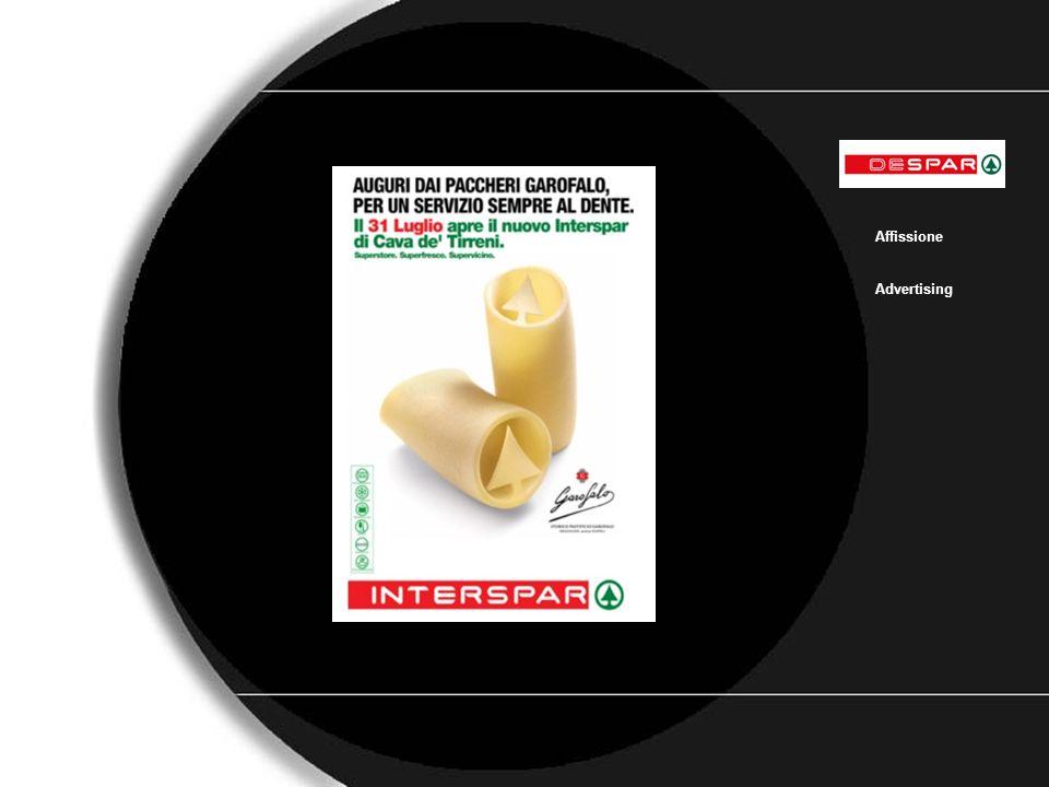 Interspar_4 Affissione Advertising