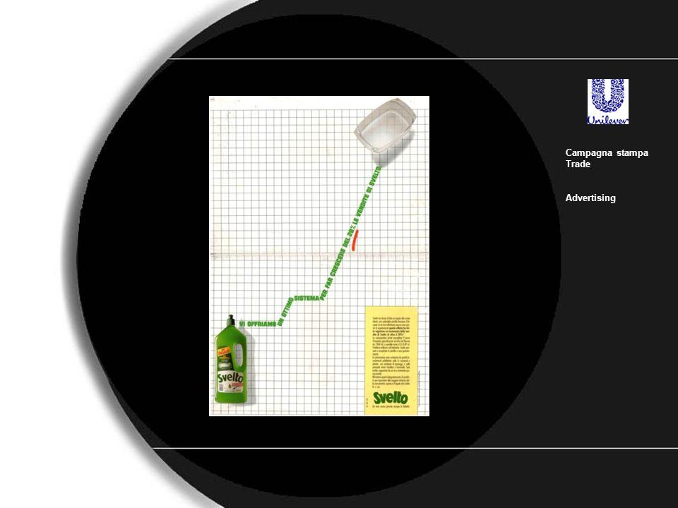 Svelto_2 Campagna stampa trade Advertising
