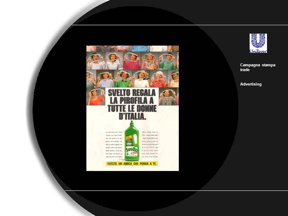 Svelto_3 Campagna stampa Advertising