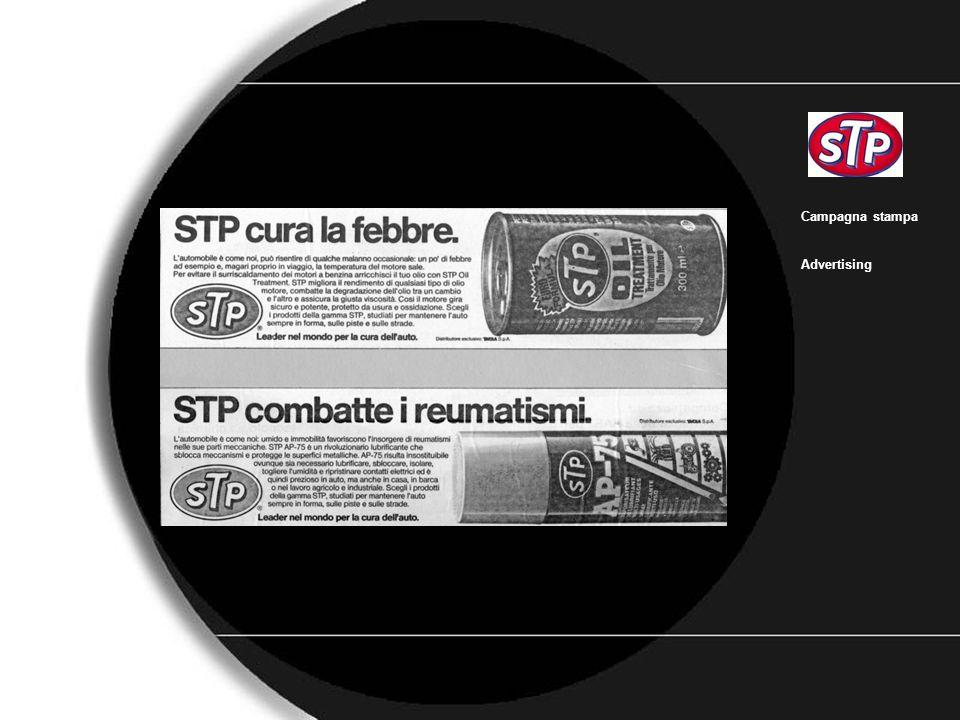 STP_2 Campagna stampa Advertising