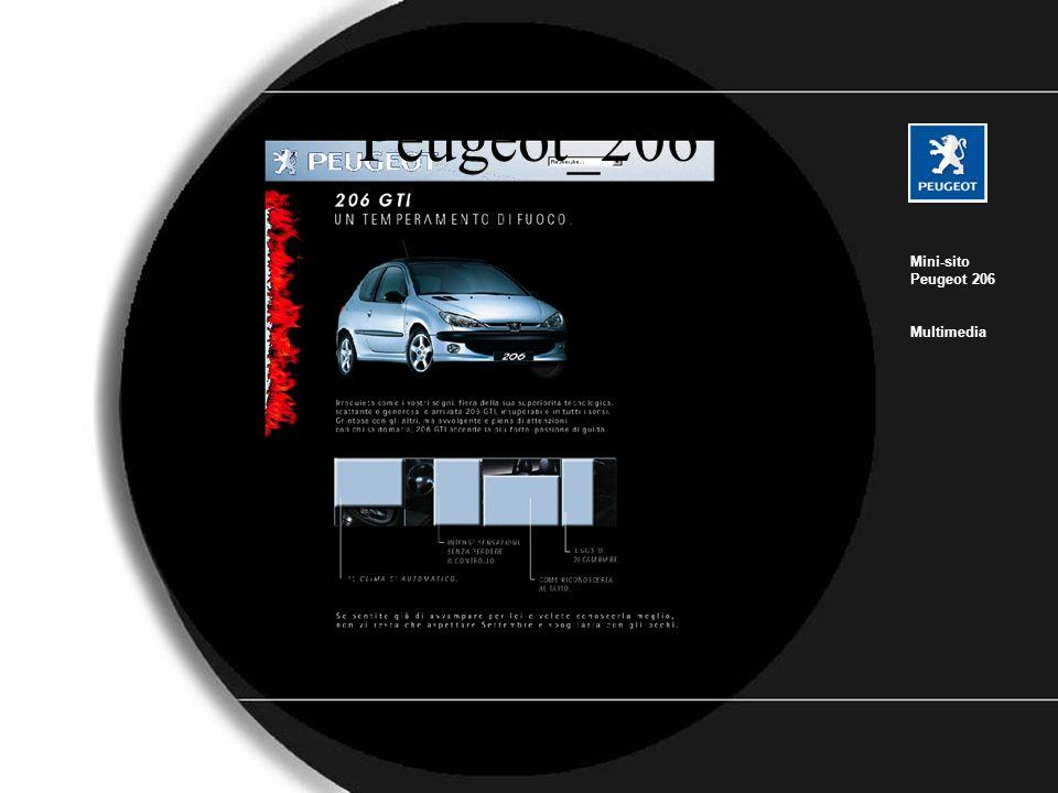 Mini-sito Peugeot 206 Multimedia Peugeot_206