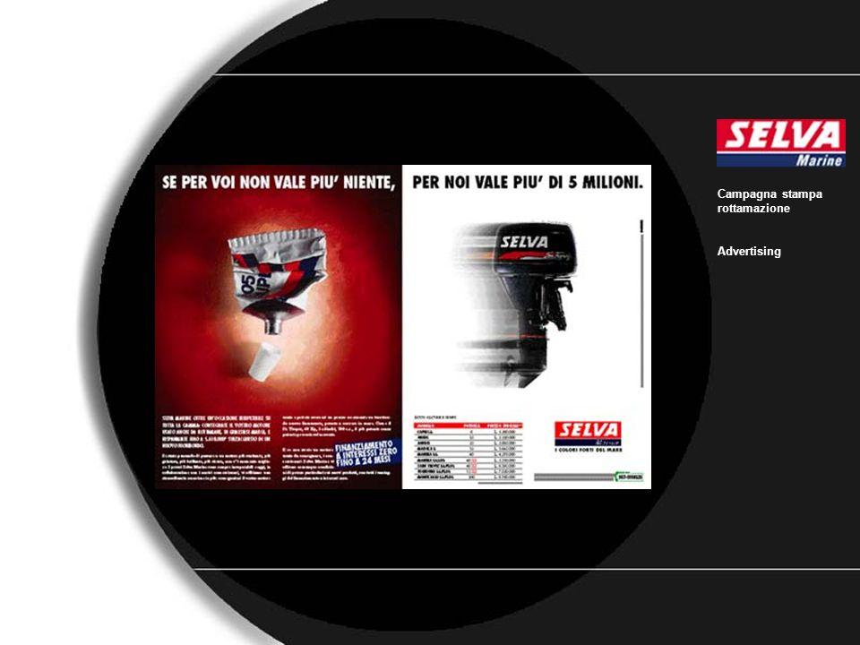 i_Clienti_SELVA_1g Campagna stampa rottamazione Advertising
