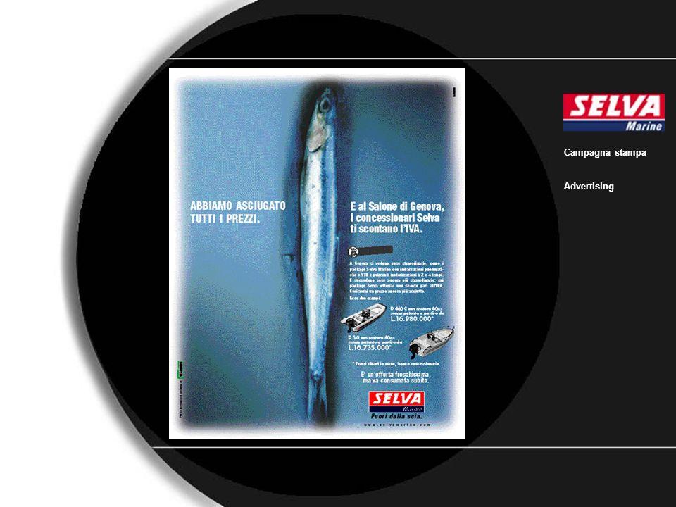 i_Clienti_SELVA_1h _accoppiata-v Campagna stampa Advertising
