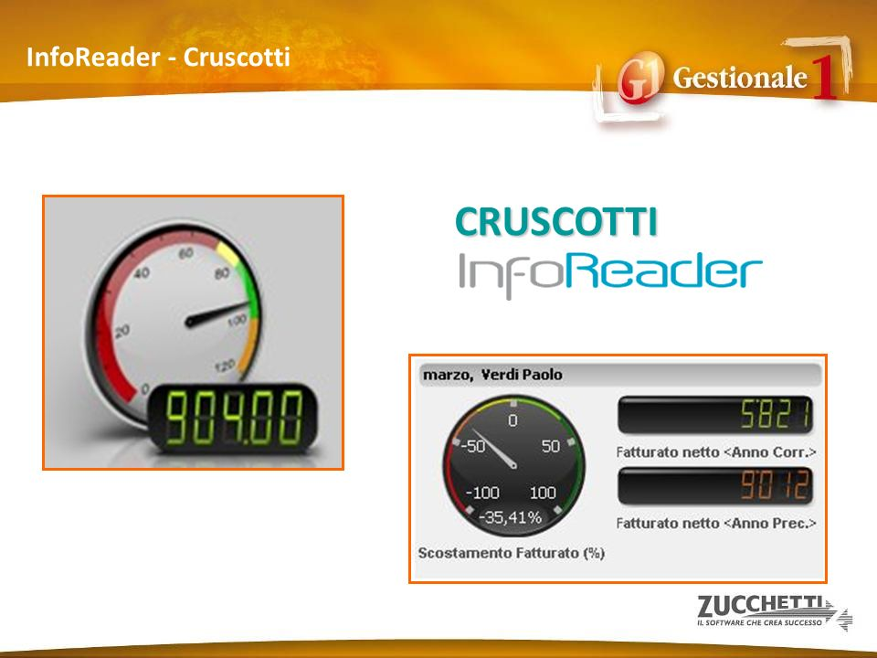 InfoReader - CruscottiCRUSCOTTI