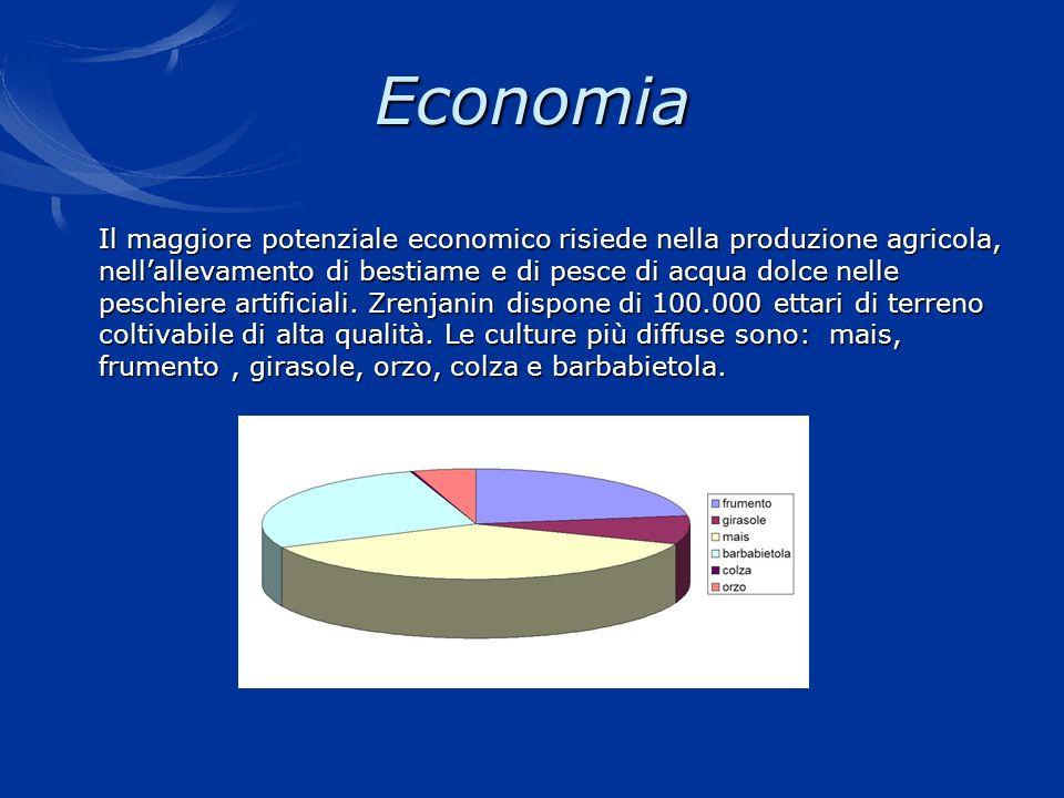 Riconoscimenti per gli investimenti realizzati 2006 –Città ideale per gli investimenti in Serbia (USAID, SIEPA, Ministero per i rapporti economici con lEstero e Camera di Ministero per i rapporti economici con lEstero e Camera di Commercio americana).
