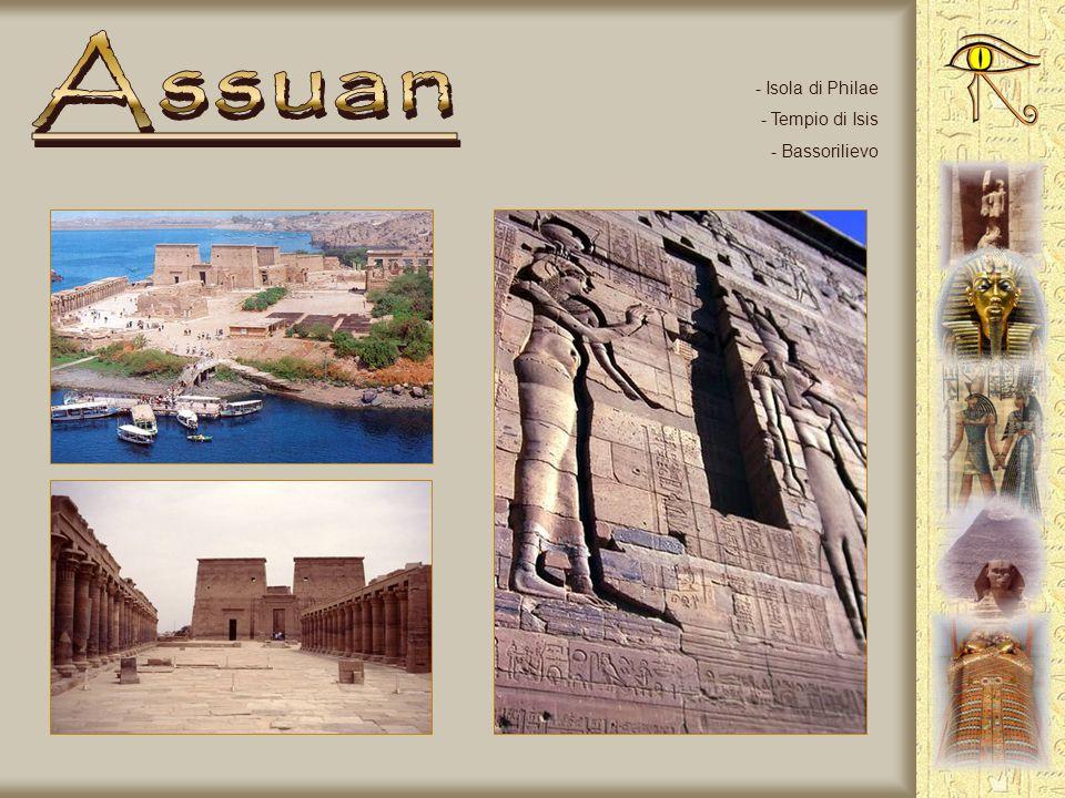 - Il mausoleo dellAga Kahn - Lungo il Nilo - Villaggio nubiano