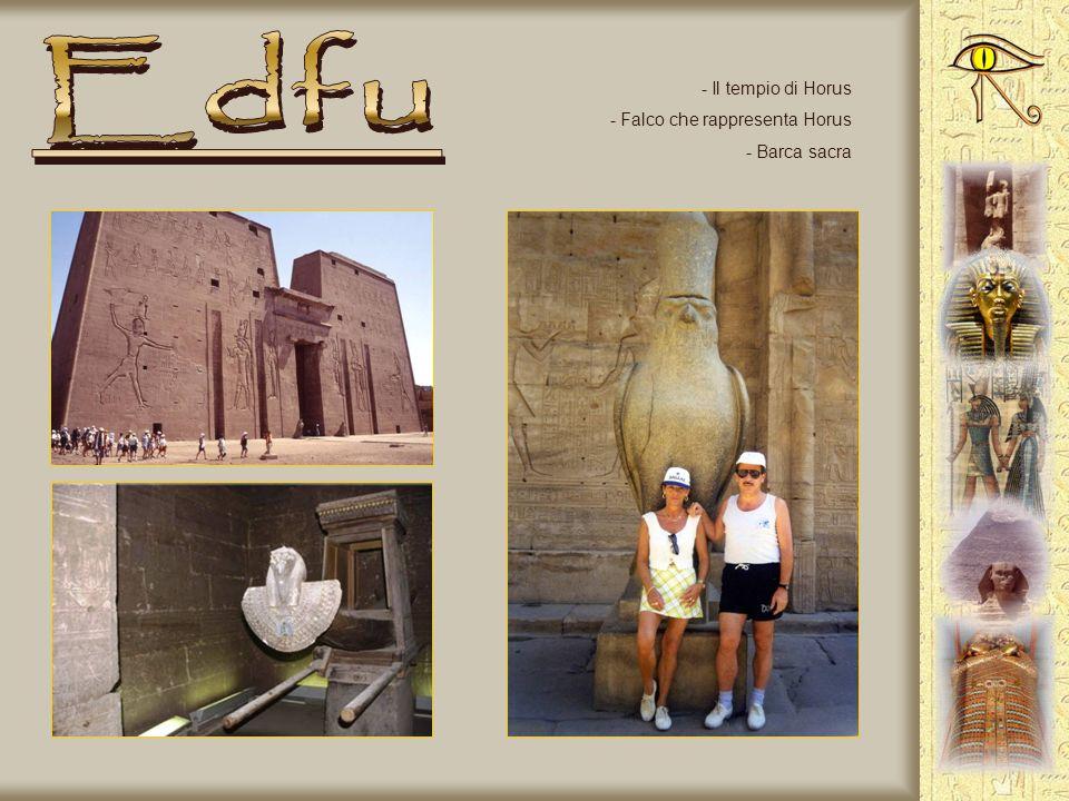 - Verso Edfu - Immagini del Nilo